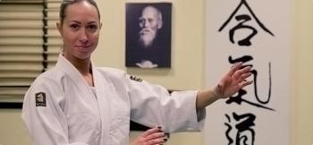 айкидо школа инструктор додзе Тиницкая Мария