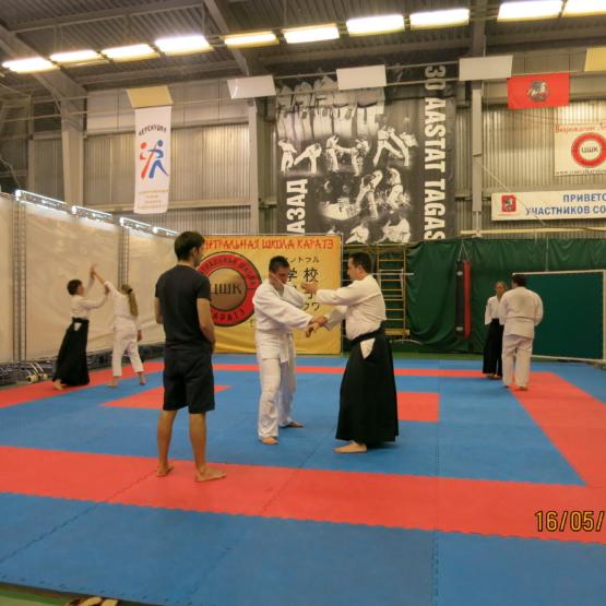 семинар айкидо айкикай