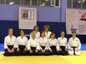 Девушки женщины в айкико айкикай Муцуко Минегиши