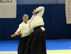 Муцуко Минегиши айкидо айкикай